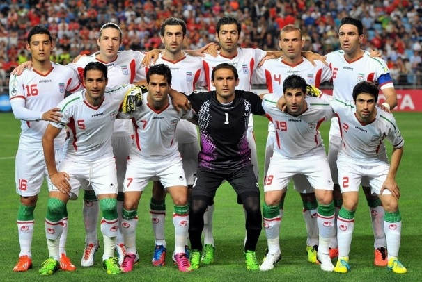 Team Melli 2014 – Here's To Us
